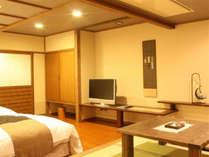 「千遊館」コンフォート客室「燈AKARI」ツイン