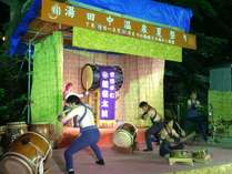 【夏季限定】湯田中温泉夏祭り券&貸切風呂付き♪ スタンダード会席「旬遊」