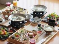 【個室朝食】和食