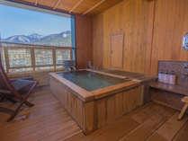 露天風呂付き客室10畳+ツイン