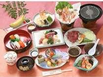 天霧膳(あまぎり) 香川県産和牛の網焼きを贅沢にご賞味下さい。