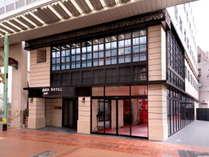 神戸元町商店街に面するホテル