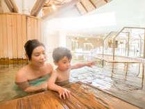 9種の浴槽と広い大浴場で温泉気分♪ゆったりお寛ぎ下さい。