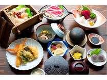 一日一組限定!!夕食付きプラン お客様に合ったお料理がご堪能できます。