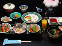 【選べる朝食】和朝食(一例)