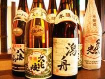 『新潟の地酒』と『魚料理』のグルメプラン