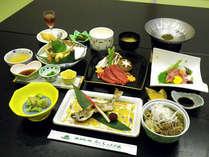 【1泊2食】源泉100%お湯自慢!緑の中のあったまりの宿