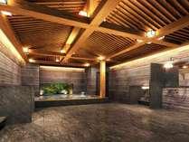 ※イメージです。【大浴場】男女別大浴場完備