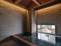 【9階・大浴場・男湯】利用時間:15時~25時・6時~11時