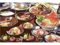 おんせん県【贅沢編】完全予約制コース料理プラン(ふぐコース、カニコース、懐石コース)送迎あり