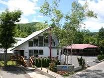 山中湖 湖の小さなホテル  マナハウス