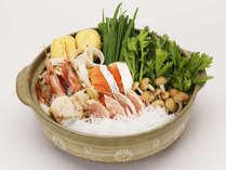 夕食は冬にぴったり☆ちゃんこ鍋(夕朝食付)