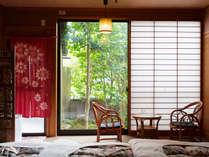 ●【長屋 もみじ】 客室