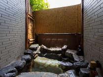 ●【長屋 菊】 半露天風呂
