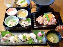 【田 別邸】大分宇佐地鶏『すもう鶏』陶板焼き膳◆一泊2食付きプラン