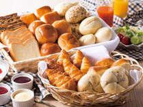 【レストラン ラ・ベランダ】朝食バイキング一例