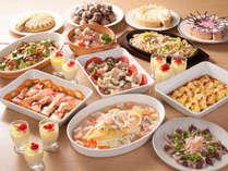 宴会食事イメージ