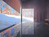 2009年1月リニューアルオープン!眺望◎の露天風呂♪の画像