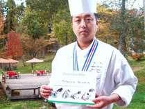 国内外から多数の受賞歴を誇る総料理長・ピエール金澤です。の画像