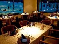 落ち着いた雰囲気のレストランで特別なお食事を。
