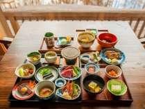 秋の和食コース※一例の画像