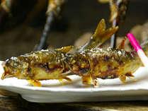鮎会席コースイメージ:自然豊かな、奈良の吉野川で育った鮎の会席料理
