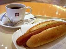 朝食一例(内容は変更される事がございます)