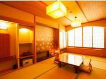 お得客室 7.5畳のほっこり空間 【白群or朱華】<2名専用客室>
