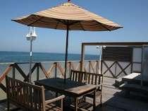 海を臨む露天風呂付き!かに鍋とカラオケでホームパーティープラン(冬季平日限定)