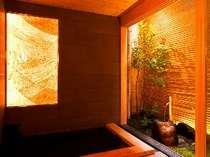 【霞の湯】プライベートの貸切温泉