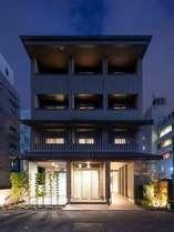 京ホテル喜招邸の外観