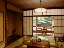 【じゃらん夏SALE】展望風呂付和室 創作和食を愉しむ 標準プラン