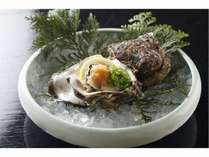 【夏の久美浜限定】「海のミルク」丹後の味に舌鼓・岩牡蠣を味わうプラン1~風鈴~