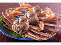 津居山蟹の漁場はあの間人蟹と同じ場所です。水揚げ漁港によりブランド名が変わります。