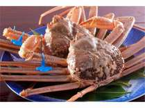 活松葉蟹(一例)