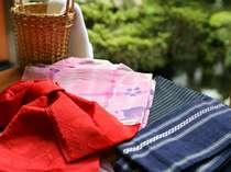 初夏の会席10品&カップルde色浴衣付き特典♪♪お食事はお食事処で(^o^)