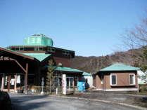 *外観/高崎市の西部に位置し、緑豊かな自然の中、おいしい空気とマイナスイオンを直接肌で感じられます。
