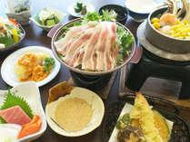 *松コース/デザートやお刺身。『季節の釜めし』もついたグレードアッププランです!