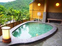 ◎【天然温泉露天風呂】花見、新緑、紅葉、雪見を堪能出来る、最上階露天風呂。