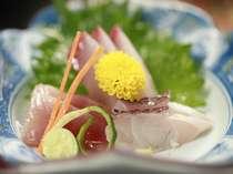 ◆お造り◆日本海の新鮮なお魚です!