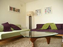 1ベッドルームはカップルにおすすめの客室です!