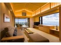平成26年11月完成 自然の息づかいを感じる 【樹亭最上階】花梨・花水木 客室宿泊プラン