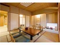【じゃらん冬SALE】日本3大名段「伊香保石段街」を望む2間続きのゆったりプラン