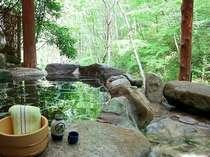看板猫がお出迎え! 渓流露天と囲炉裏でまったり。二食付きプラン