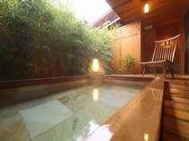 『つゆくさ』に付く露天風呂