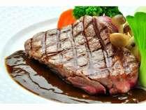 【フィレステーキフルコースディナー】肉料理一例