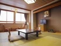 ■和室10畳客室例