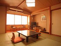 【和室10畳】落ち着いた部屋で、有馬館で一番予約が多い