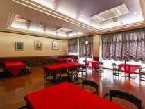 5名様以上でのお食事はレストランか会食場となります