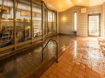 【金の湯】大正10年から続く当館の起源ともいうべきお風呂です